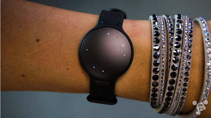 Misfit launched the second generation of Shine fitness Tracker