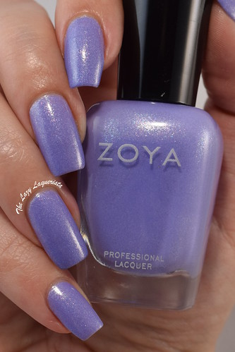 Zoya Petals Collection Swatch