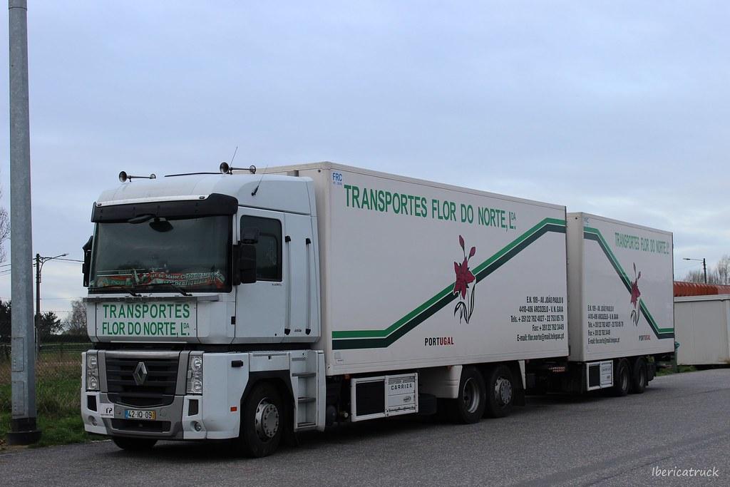 Transportes Flor do Norte Lda  (Arcozelo) 25961886582_89bd2f667c_b