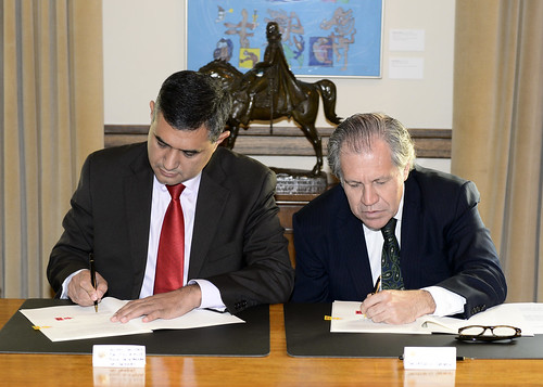 Paraguay to Host Third Meeting of Ministers of Social Development of the Americas of the OAS