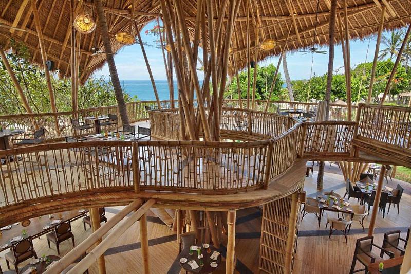 竹で出来たレストラン☆ バリ島 ヌサドゥアで必ず行きたいカフェ&レストラン特集 Naver まとめ