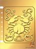 [Imagens] Máscara da Morte de Câncer Soul of Gold  24937750721_2c7211b053_t