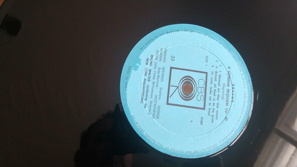 מקורי ניקוי תקליטים - מה קורה שם באמת EV-31
