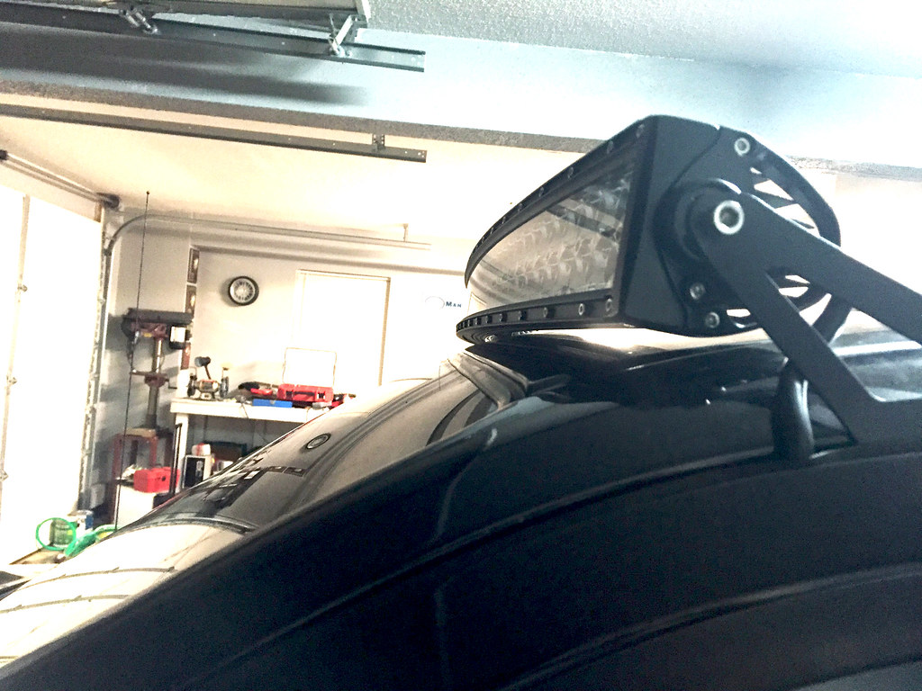 Nissan Frontier Forum View Single Post Roof Mount Led