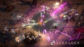 Кооперативный шутер Livelock выйдет на PS4 в этом году