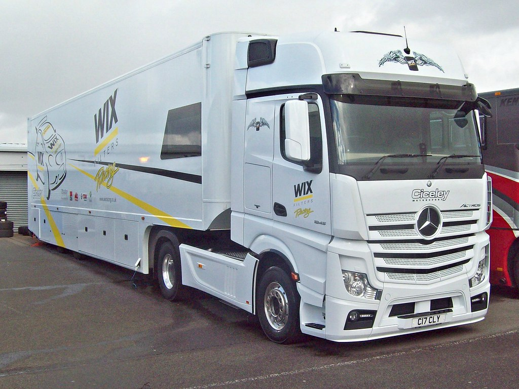 37 mercedes actros race car transporter 2014 ciceley rac flickr. Black Bedroom Furniture Sets. Home Design Ideas