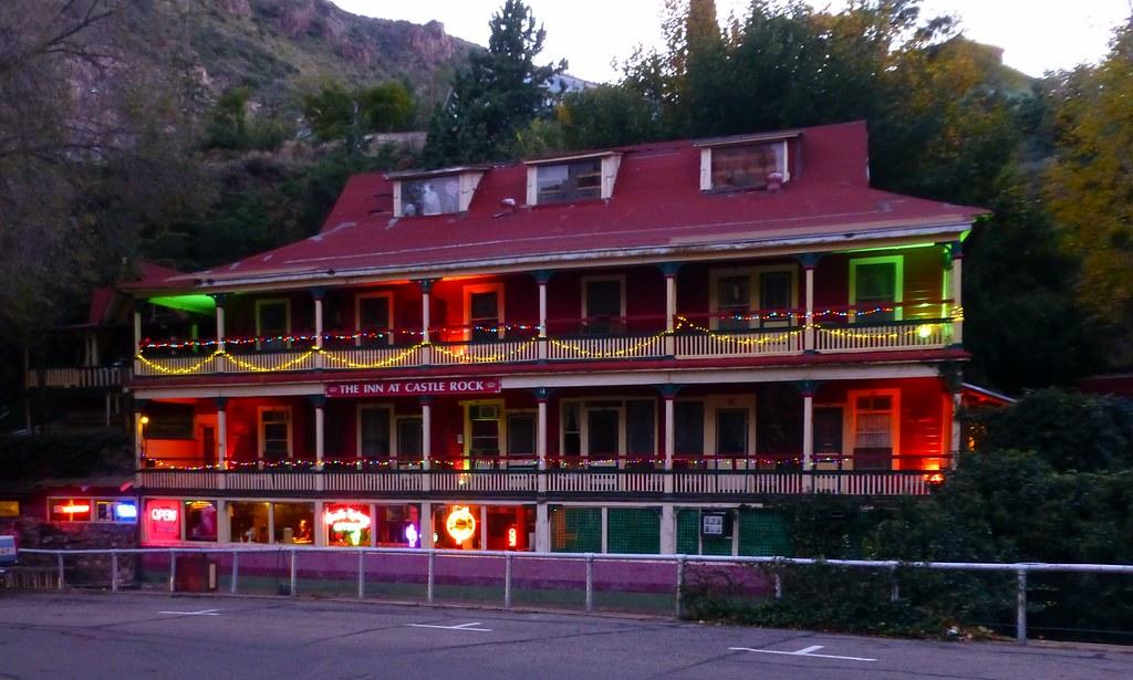 Bisbee, AZ The Inn at Castle Rock   Bisbee, Arizona was ...