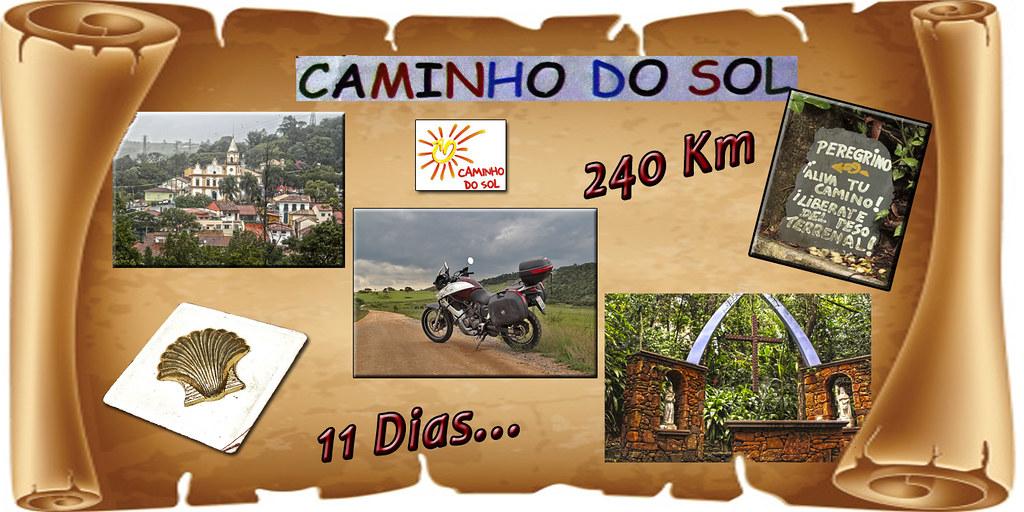 """No """"Caminho do Sol"""""""