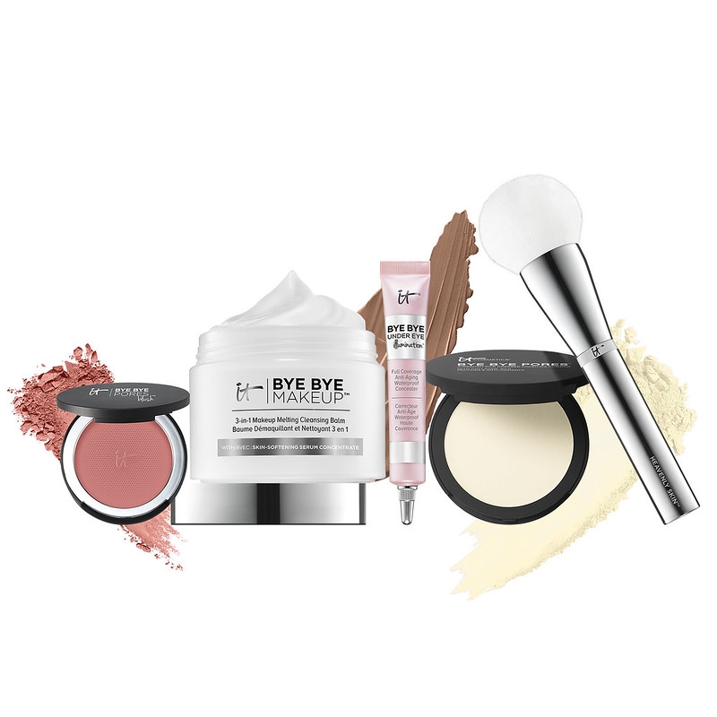 IT Cosmetics IT's Your Bye Bye Collection! QVC Today's Special Value