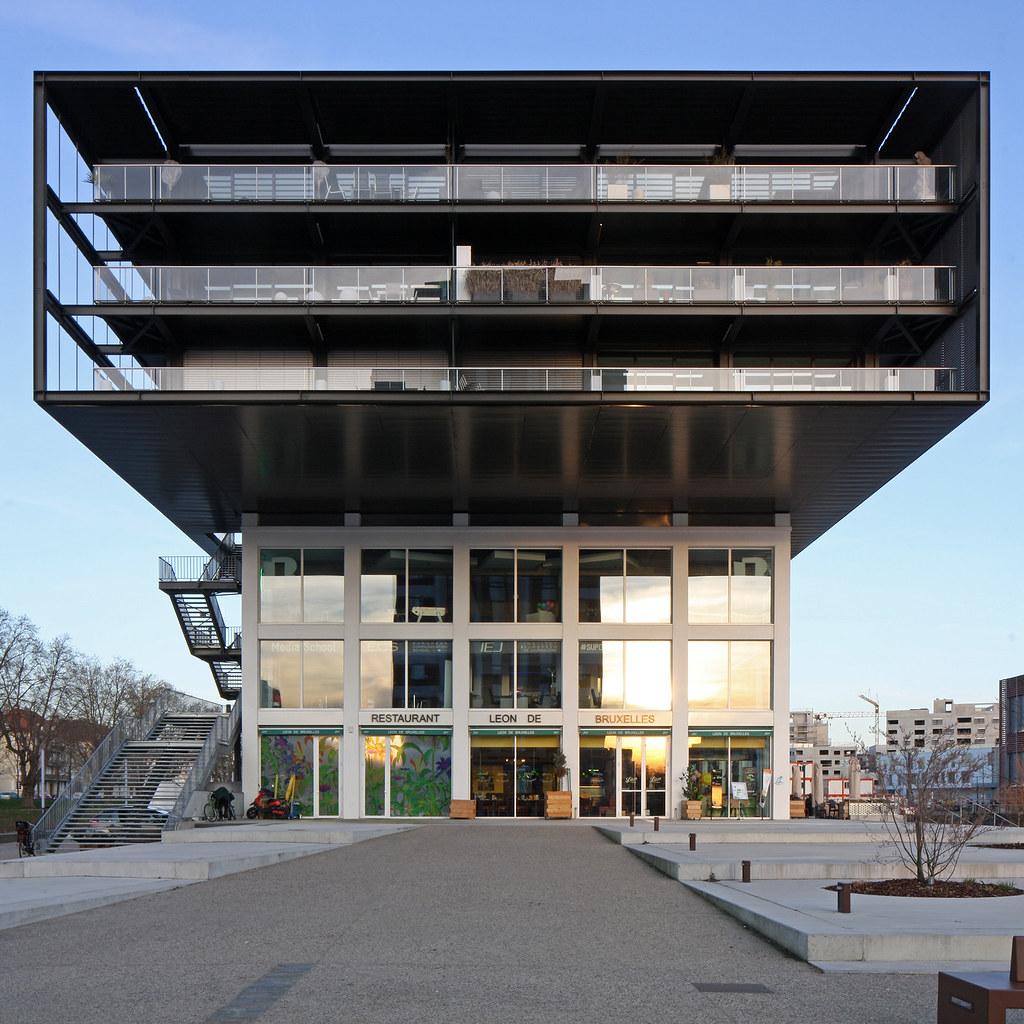 Les docks strasbourg heintz kehr architects for Strasbourg architecture