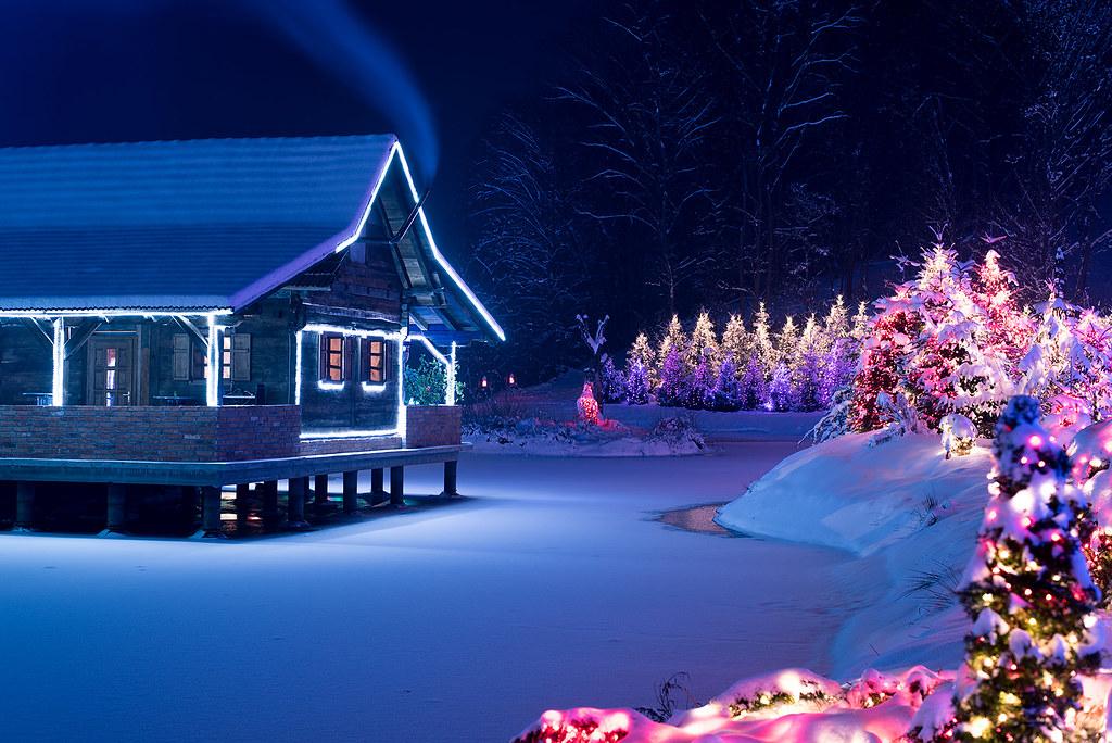 Noël à travers le monde