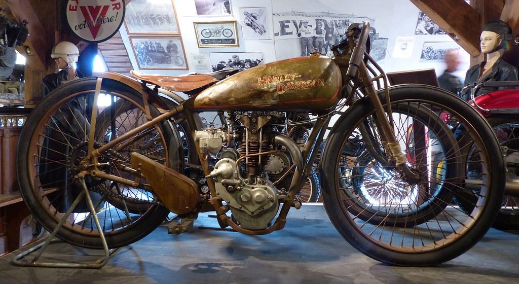 1926 Harley Davidson Peashooter: 1926 Harley-Davidson Peashooter R