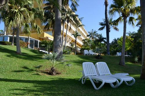 Tigaiga Hotel in Puerto de la Cruz