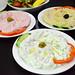 Hummus, Taramasalata and Tzatziki