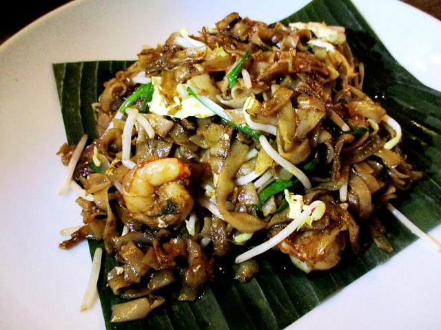 The Blue Door, Sibu Penang char kway teow