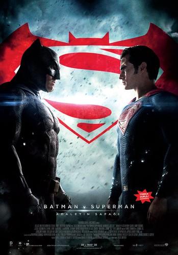 Batman v Superman: Adaletin Şafağı - Batman v Superman: Dawn of Justice (2016)