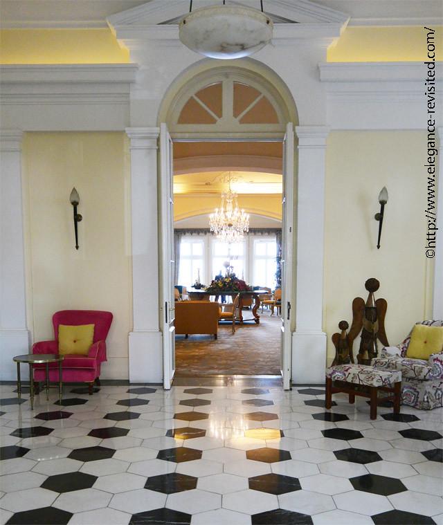 Reids Palace