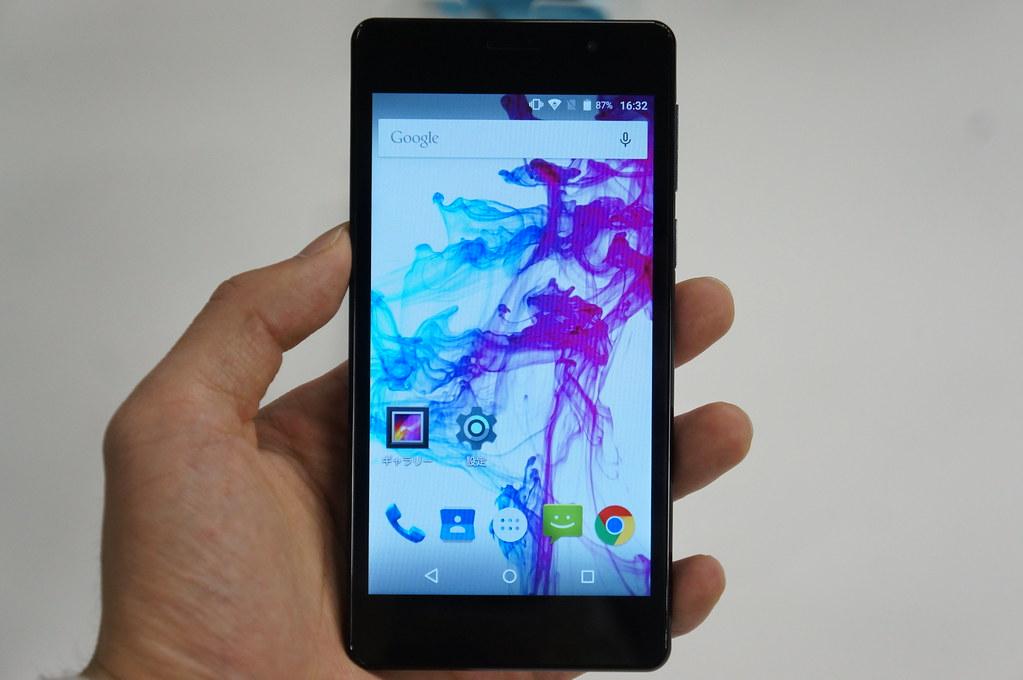 FREETEL、17,800円の「Priori 3S LTE」を2月発売――大容量4,000mAhのバッテリー搭載