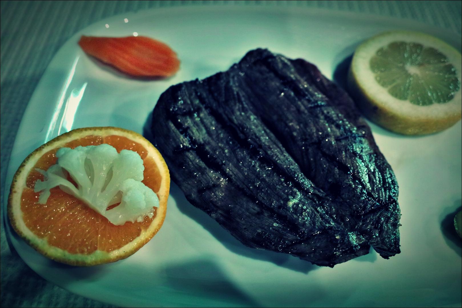 스테이크-'리스본 오 치아두 레스토랑 Restaurant O Chiado Lisbon'