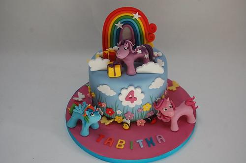 My Little Pony Twilight Sparkle Cake Beautiful Birthday Cakes