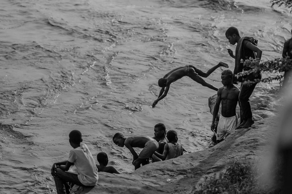 Congo &<br/>Senegal by Guillaume Flandre