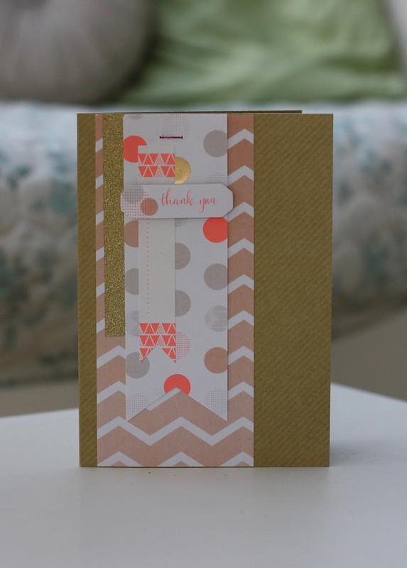 Geometric Neon cards by StickerKitten