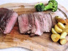 Veal roast