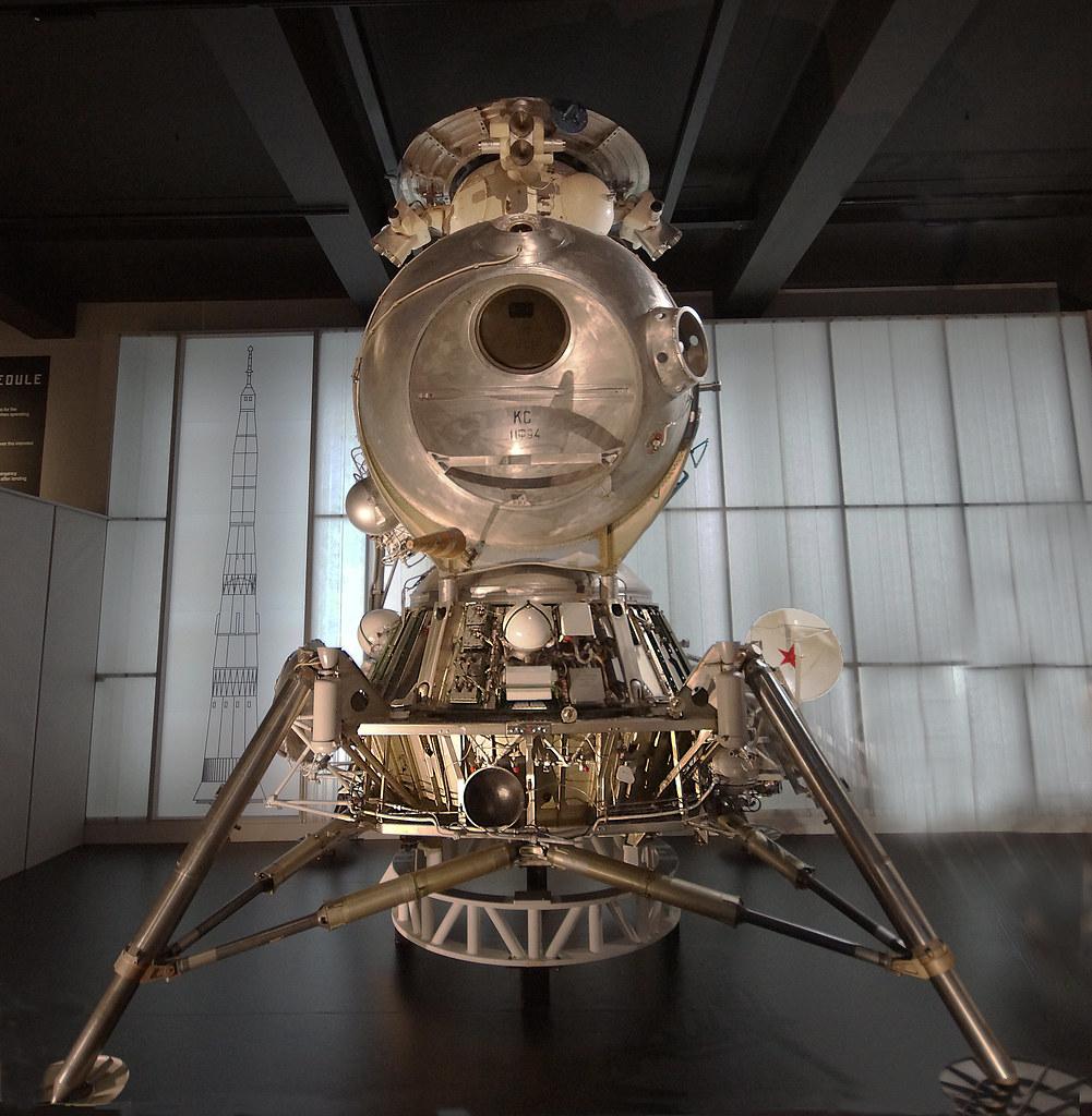 lunar landing spacecraft - photo #38