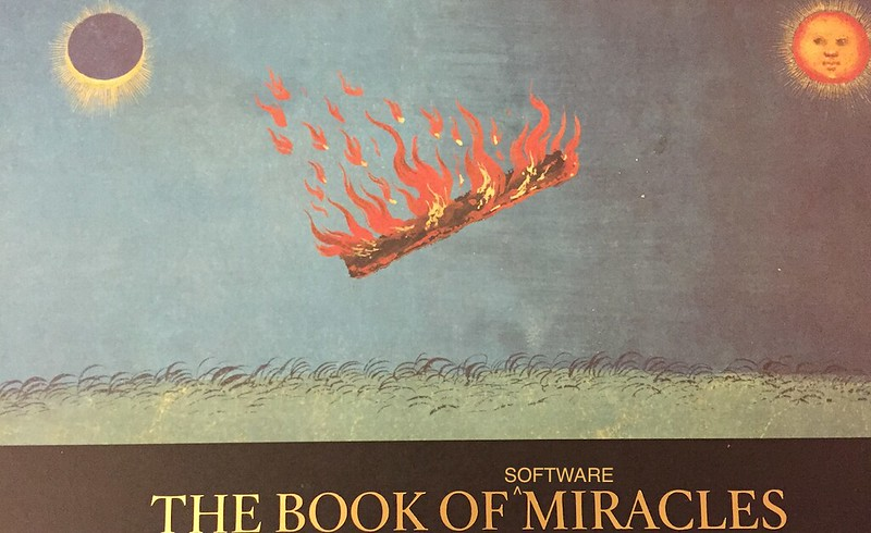 """Book of Software Miracles - Cover"""