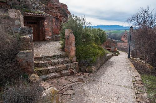 El Paseo de las Bodegas de Ayllón