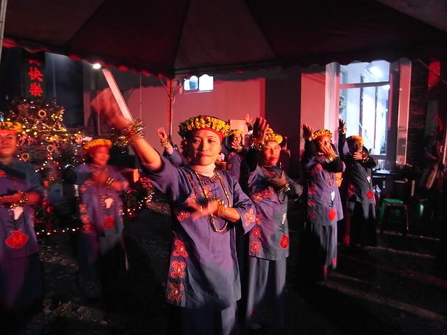 聖誕節晚會歌舞表演