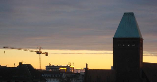 Dächer von Berlin