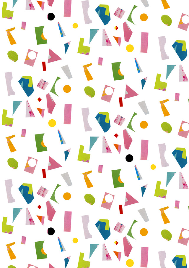 annie collage pattern (alt) by laura redburn » cardboardcities - creative lifestyle blog