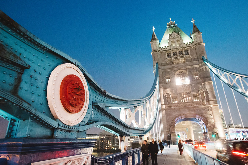 Tower Bridge, not London Bridge, London photographed by Will Strange