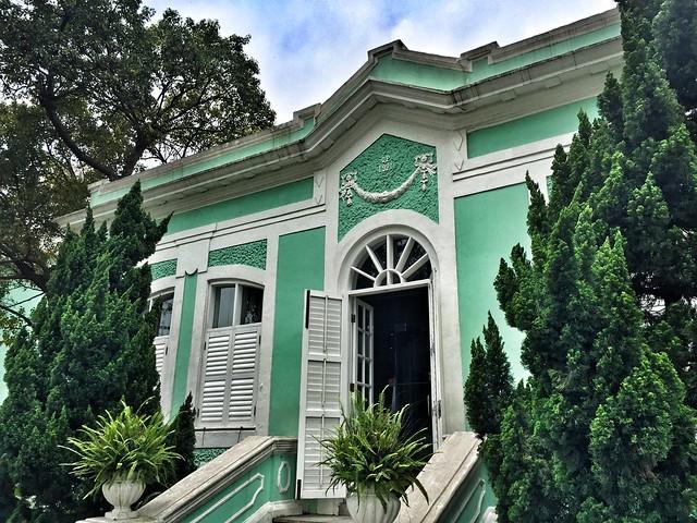 Casa colonial de Taipa (Macao)