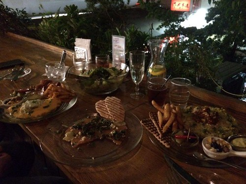 仿佛置身地中海~在Toasteria Café享受道地的地中海輕食料理 (2)