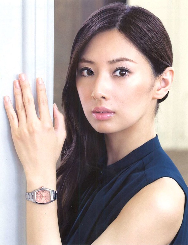 Keiko Kitagawa in Citizen xC 2015 Autumn & Winter catalogue | TAF: apn