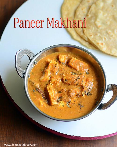 Paneer Makhani