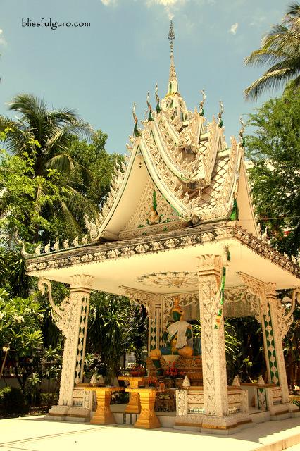 Wat Inpeng Vientiane Laos