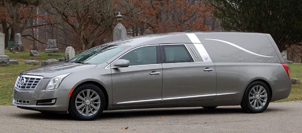 Cadillac Xts Hearse A 2015 Cadillac Xts B9q Chassis