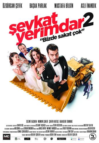 Şevkat Yerimdar 2: Bizde Sakat Çok (2016)