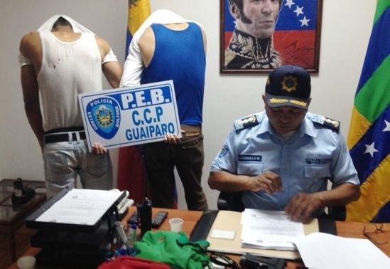 Estudiante de La Salle es detenido robando en la UGMA - San Félix