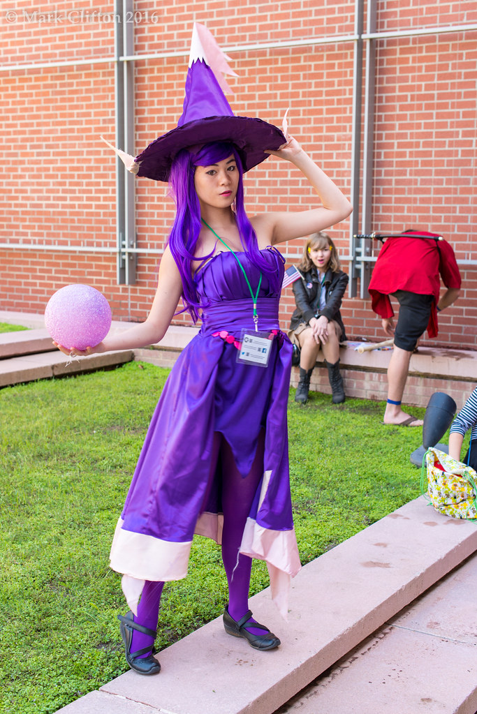 [Sexy Cosplay] Mismagius Gijinka, from Pokemon (NashiCon 2016)