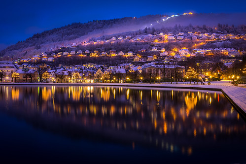 Winter in Bergen!