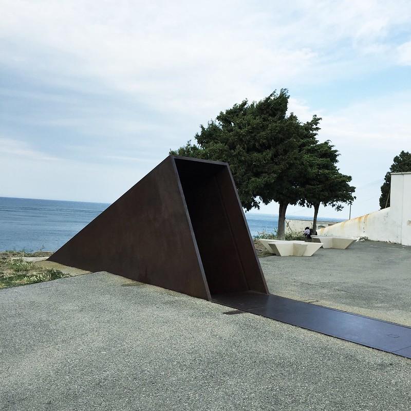 本雅明纪念碑