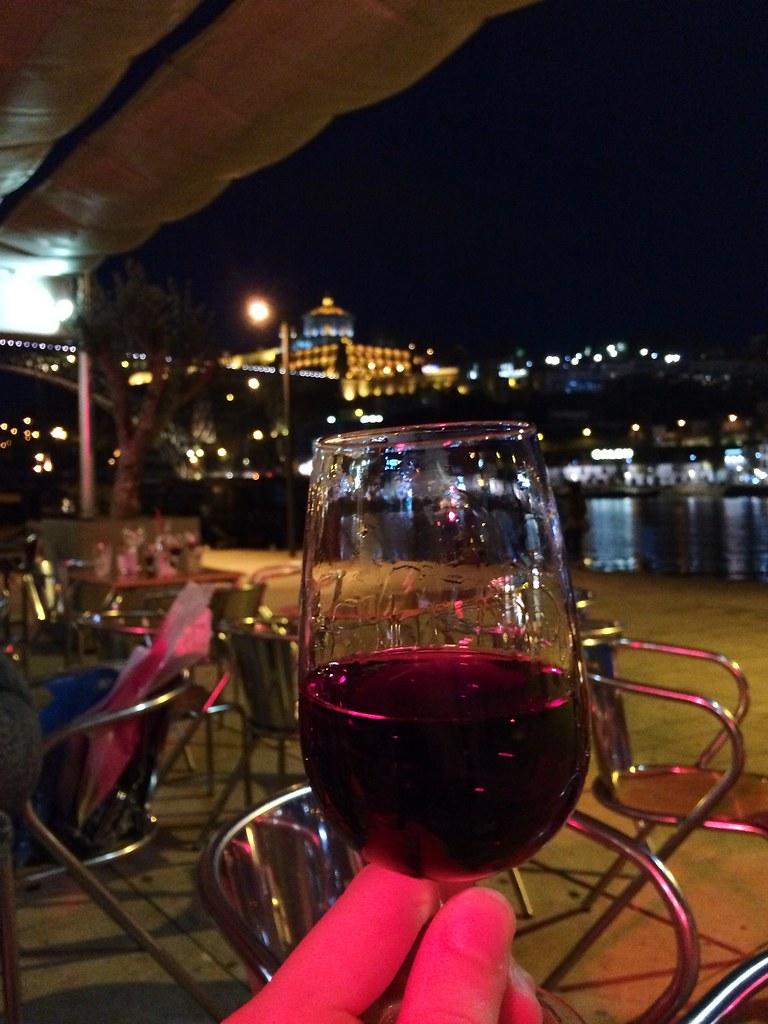 Portolito by night