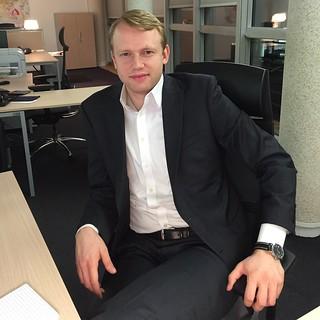 Alexei Ponomarov, MBA '12