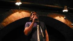 Simon Tomaz, textstrom Poetry Slam, Wien