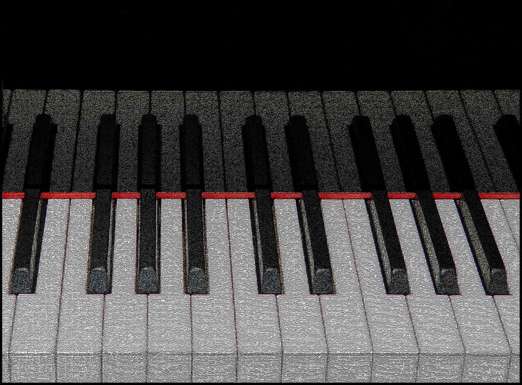 clavier de piano clavier de piano manoir rouville. Black Bedroom Furniture Sets. Home Design Ideas