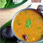 Idli Sambar Recipe - Hotel Style